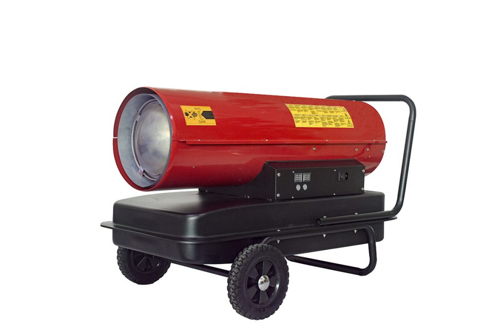 professional hot air generators